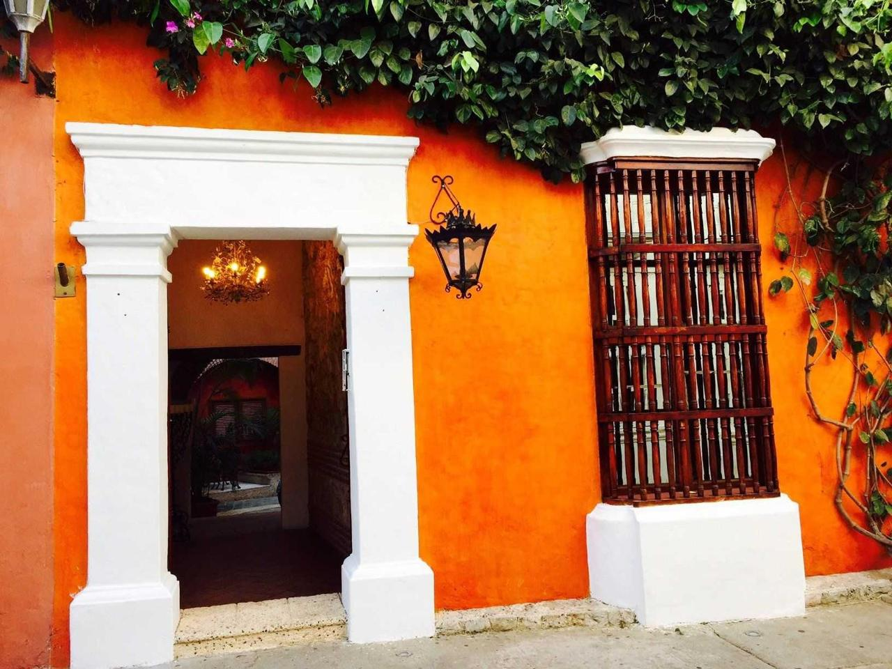 In Cartagena, we will be staying at the beautiful Casa de los Reyes Hotel