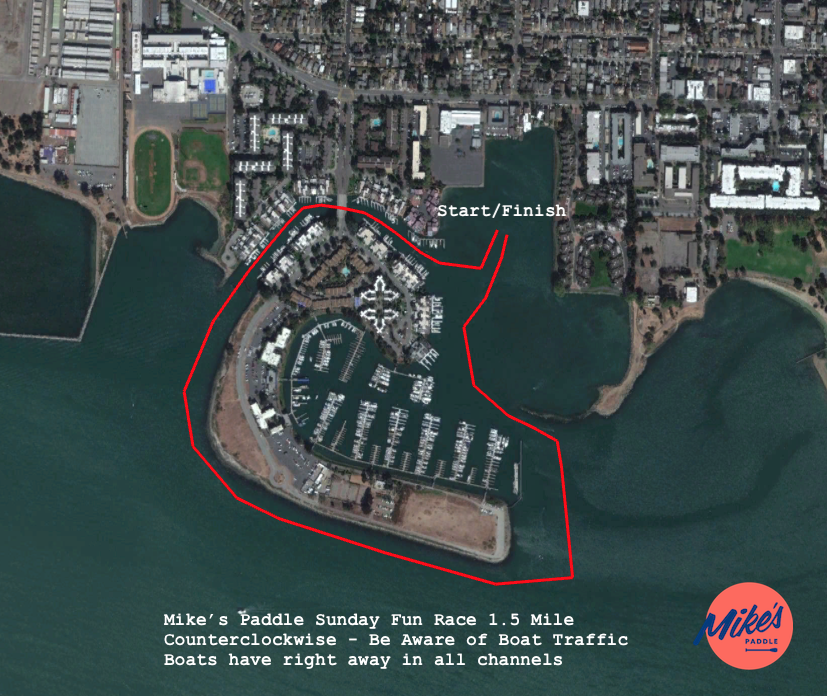 Mike's Paddle Location