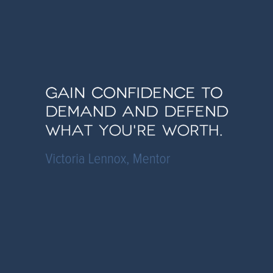 Victoria Lennox quote