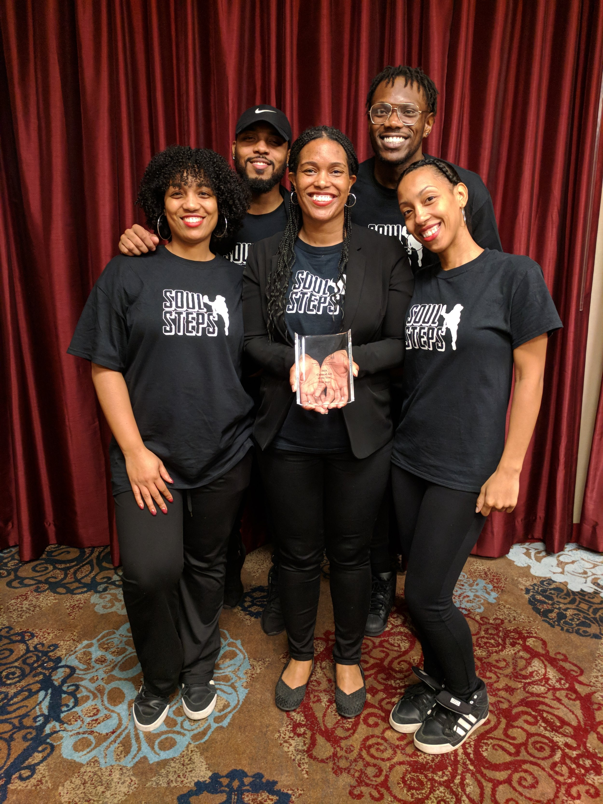 Soul Steps - Diversity Artist of the Year