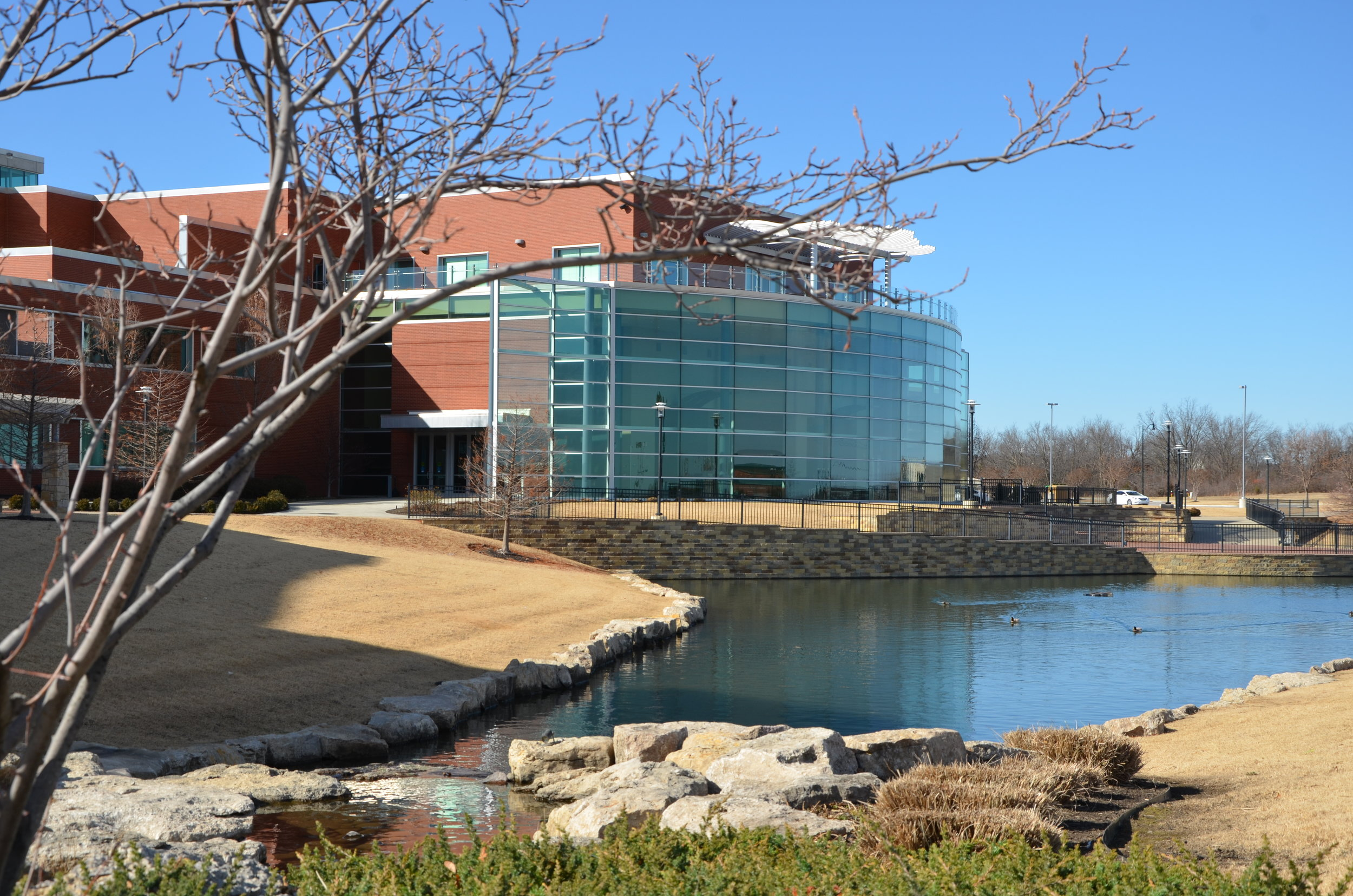 Community: Glenpool Conference Center and City Hall