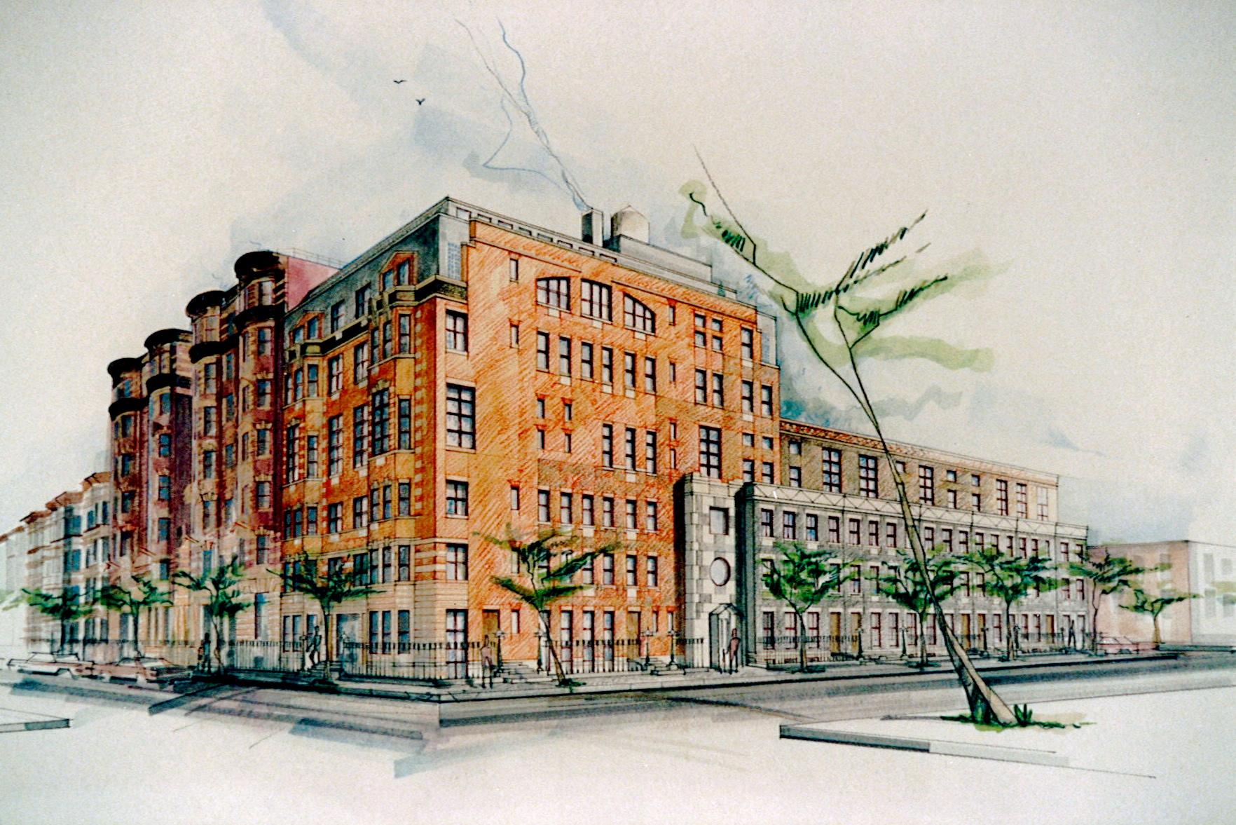 Mixed-use: Brooklyn NY Development