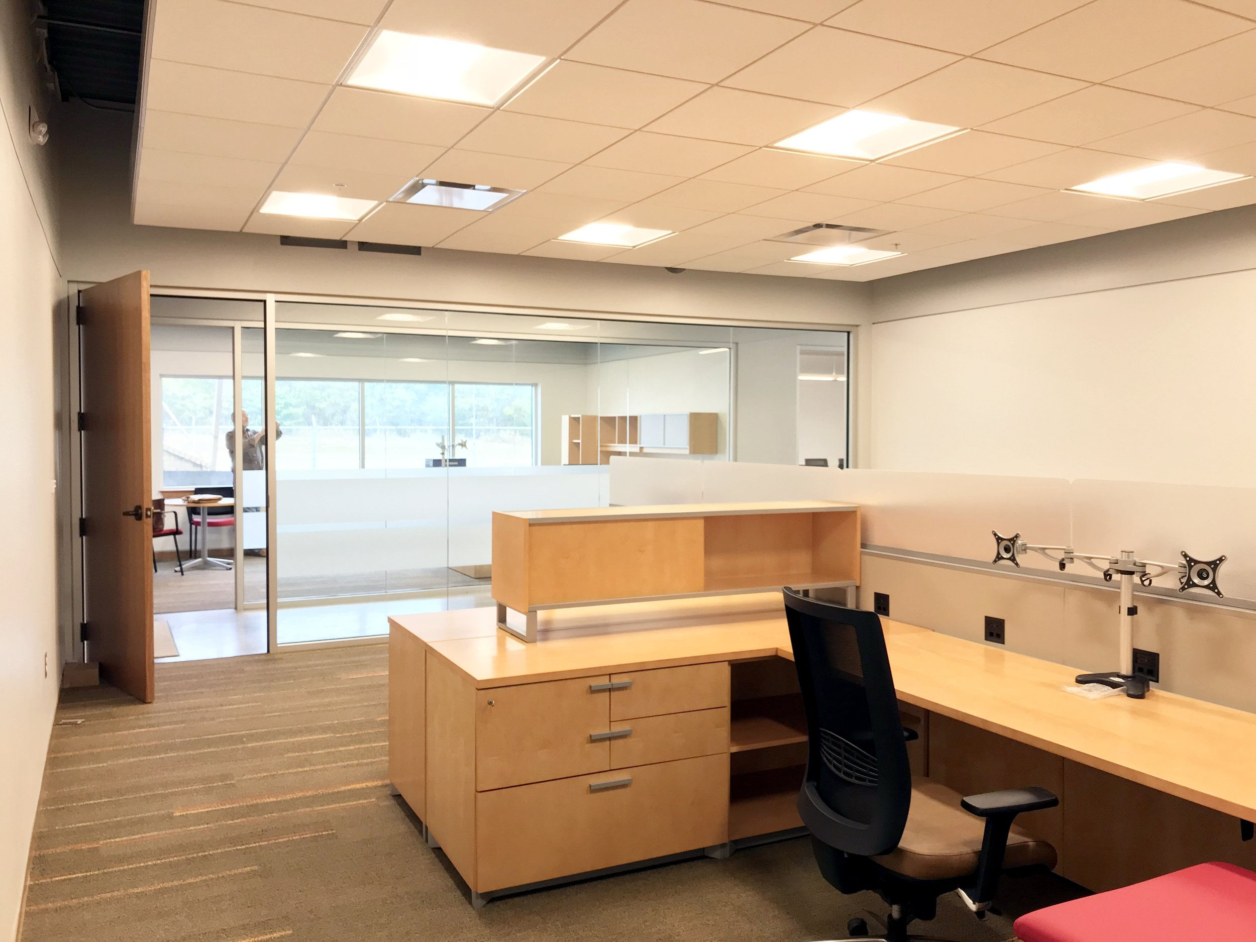 Cohort office completed