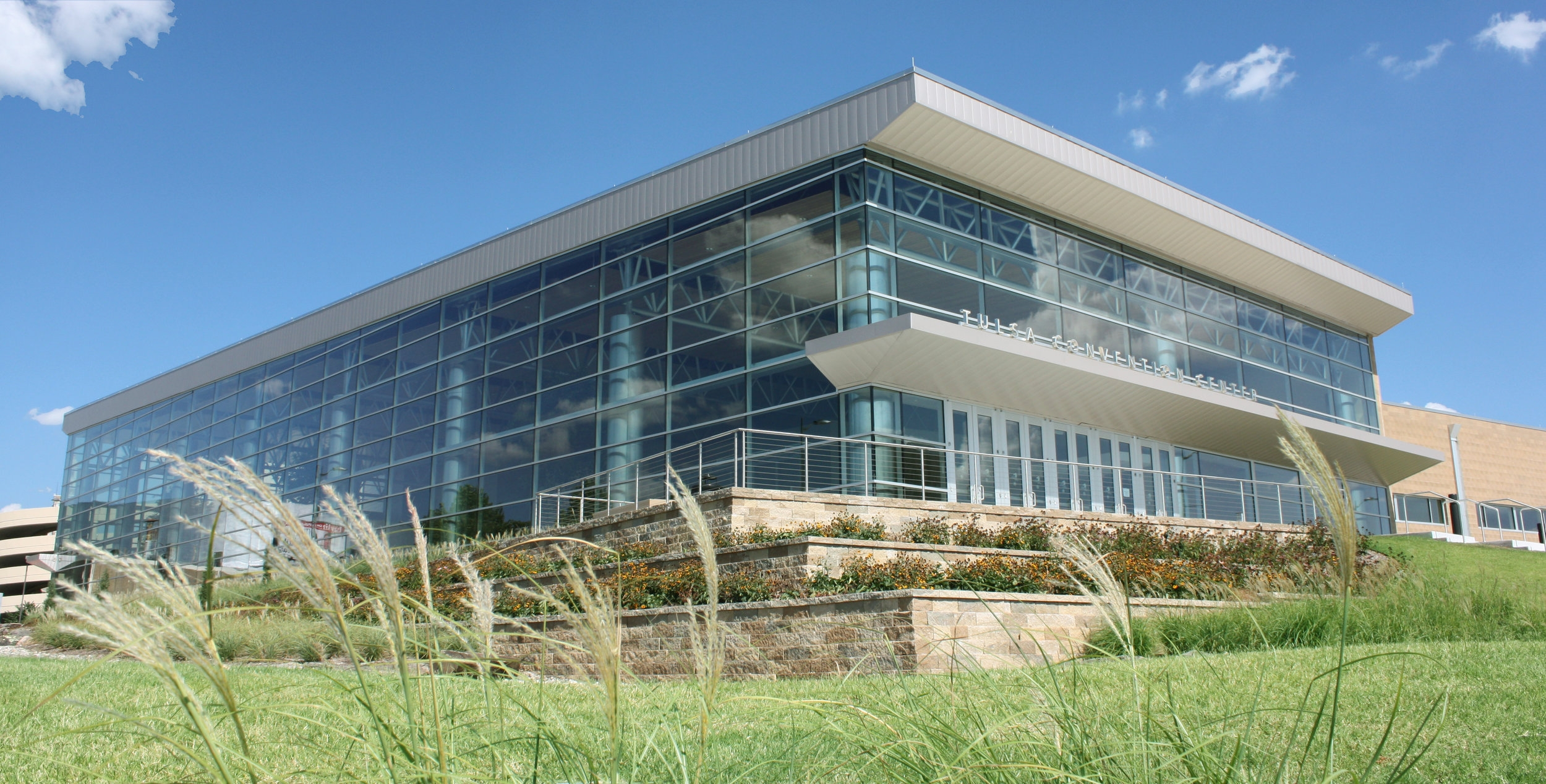 Community: Cox Business Center expansion & renovation