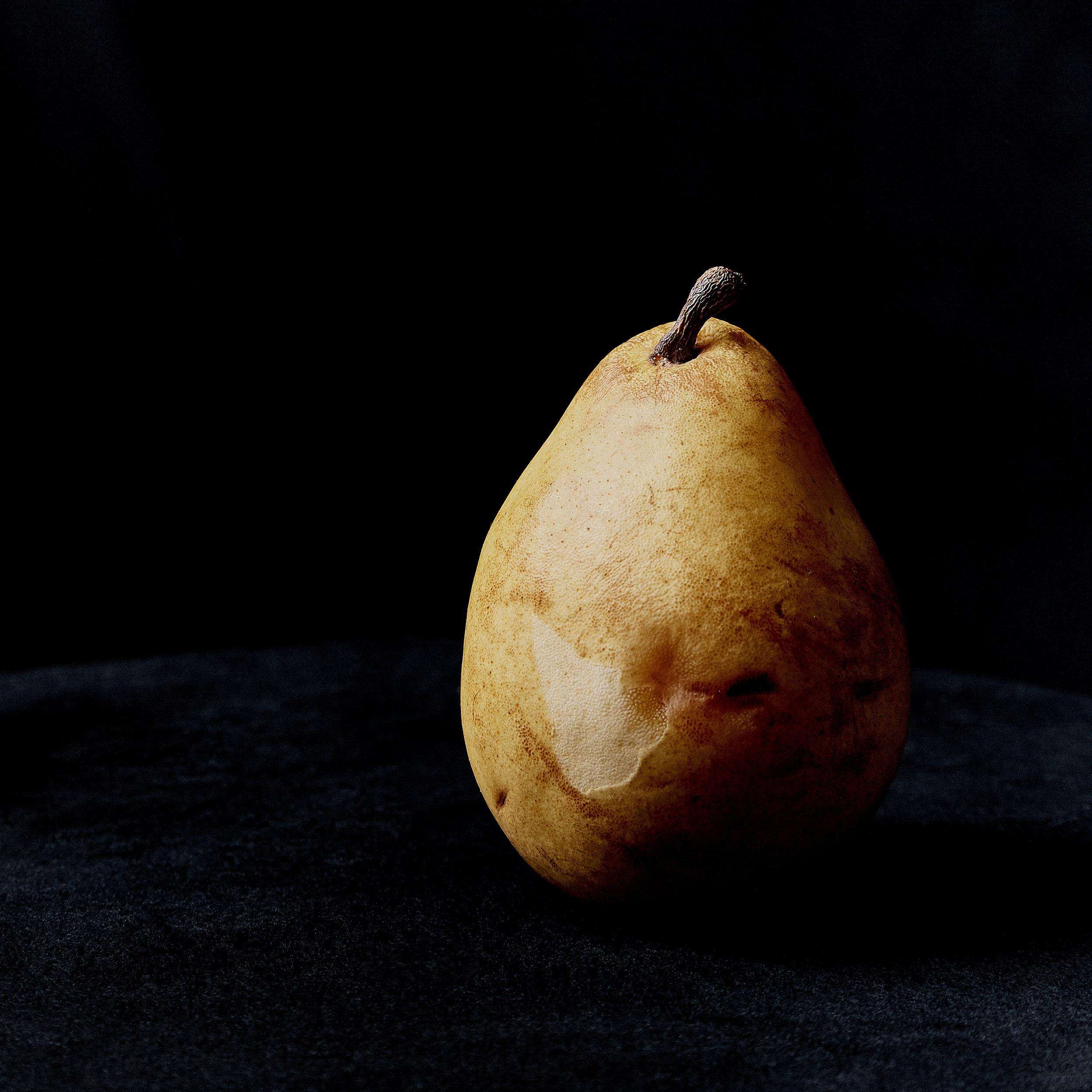 Bruised Pear by Daniel Villarreal.jpg