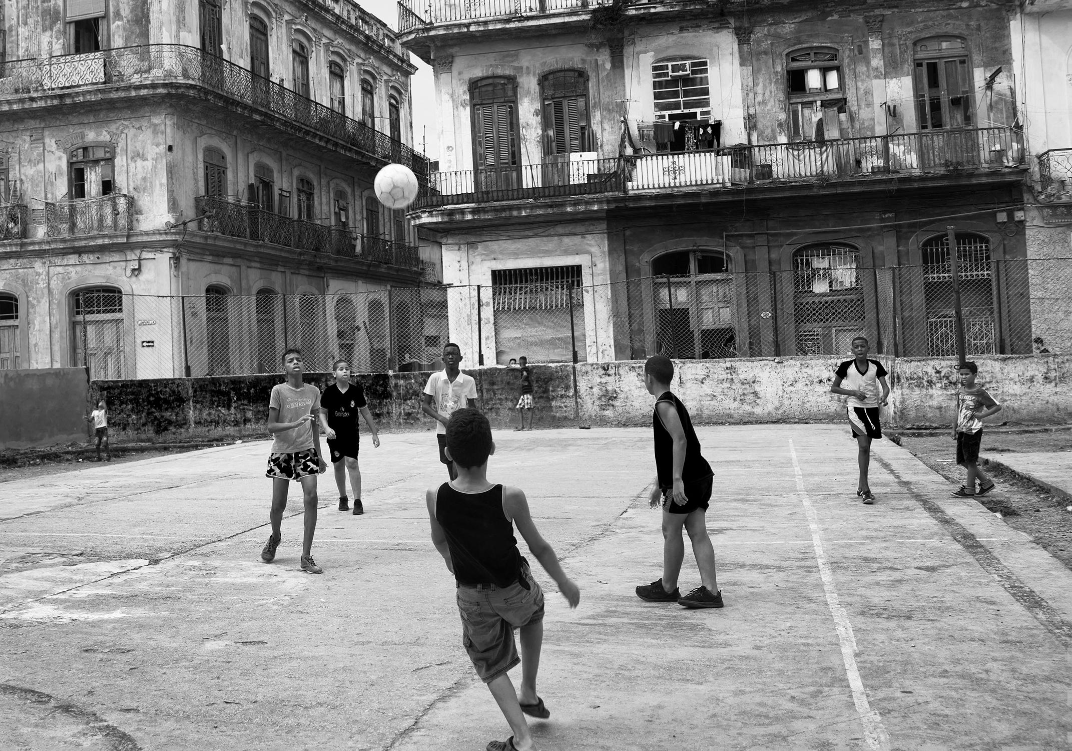 Copy of Havana Cuba, 2018