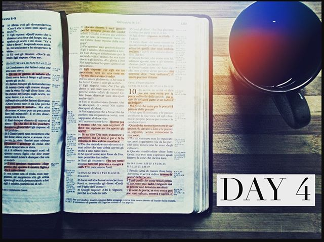 Read Psalm 119:17-24. Does living your life God's way appeal to you? If not, what's holding you back?