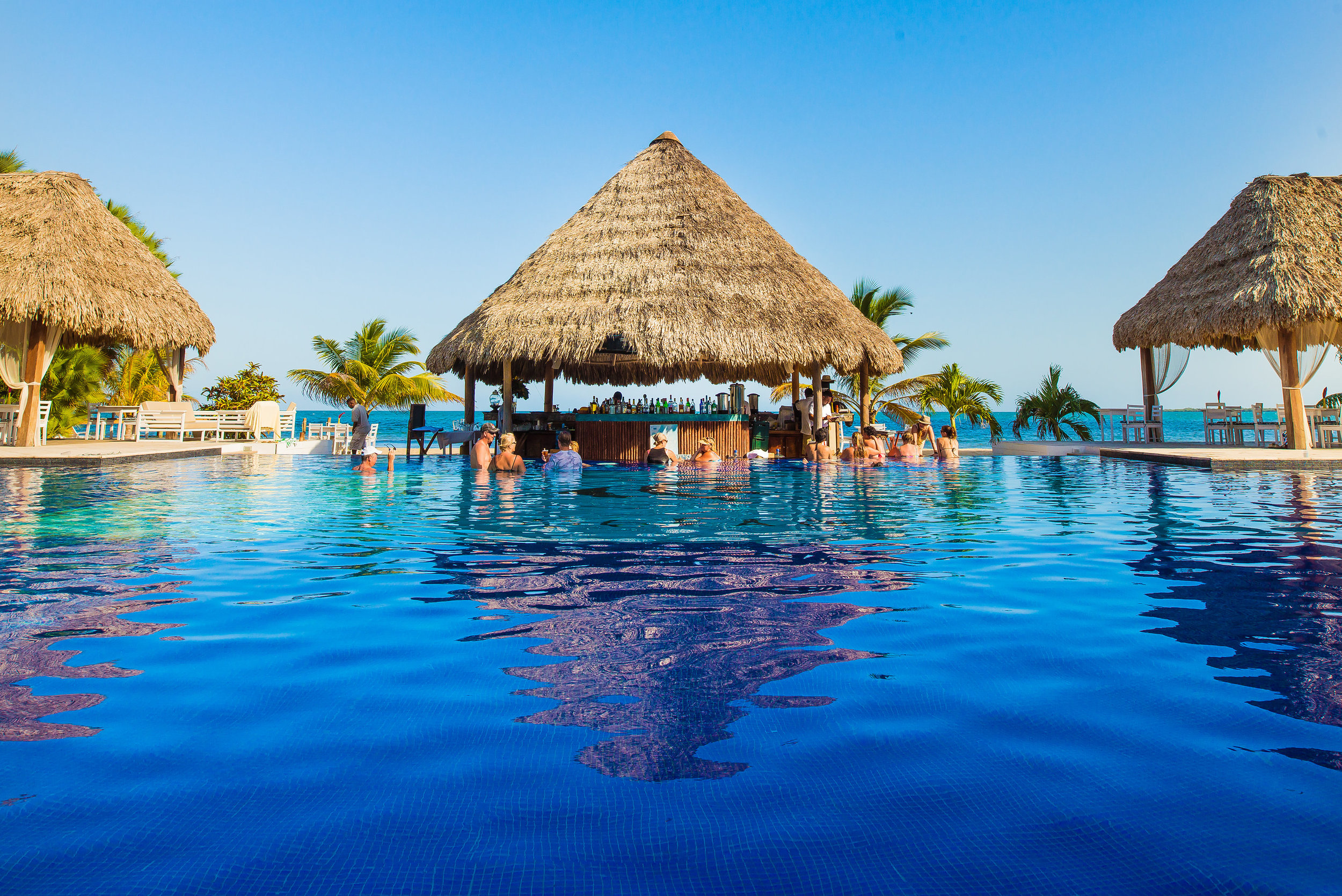 Belize Ocean Club  in   Placencia  , Belize
