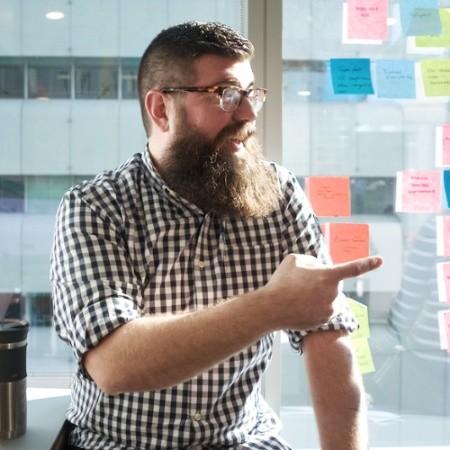 Scott Welliver, Design Manager, Experience Design, Comcast