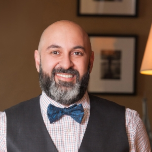 Kianosh Pourian, technologist, advocate of the open web