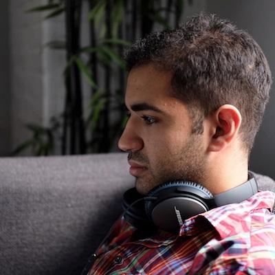 Mazin Melegy, Managing Director, Crush & Lovely