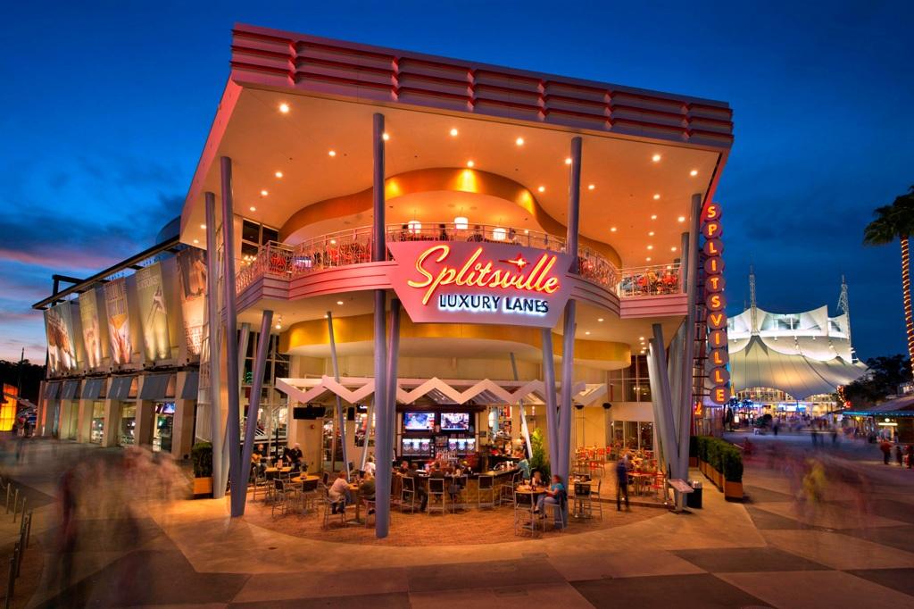 Join us at Splitsville Luxury Lanes in Disney Springs for the