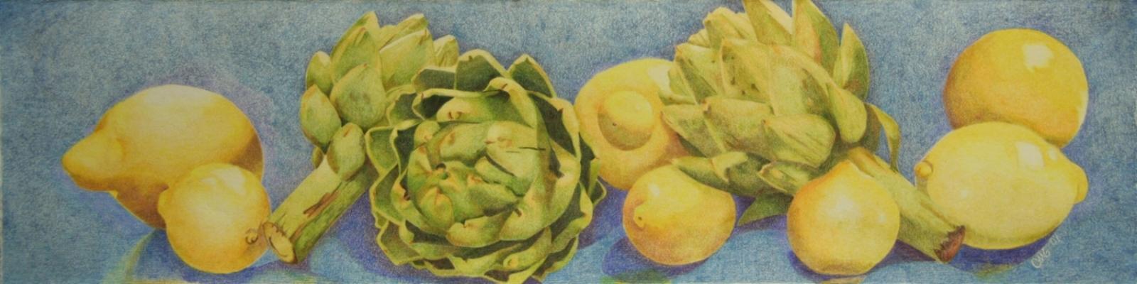 Lemons & Artichokes