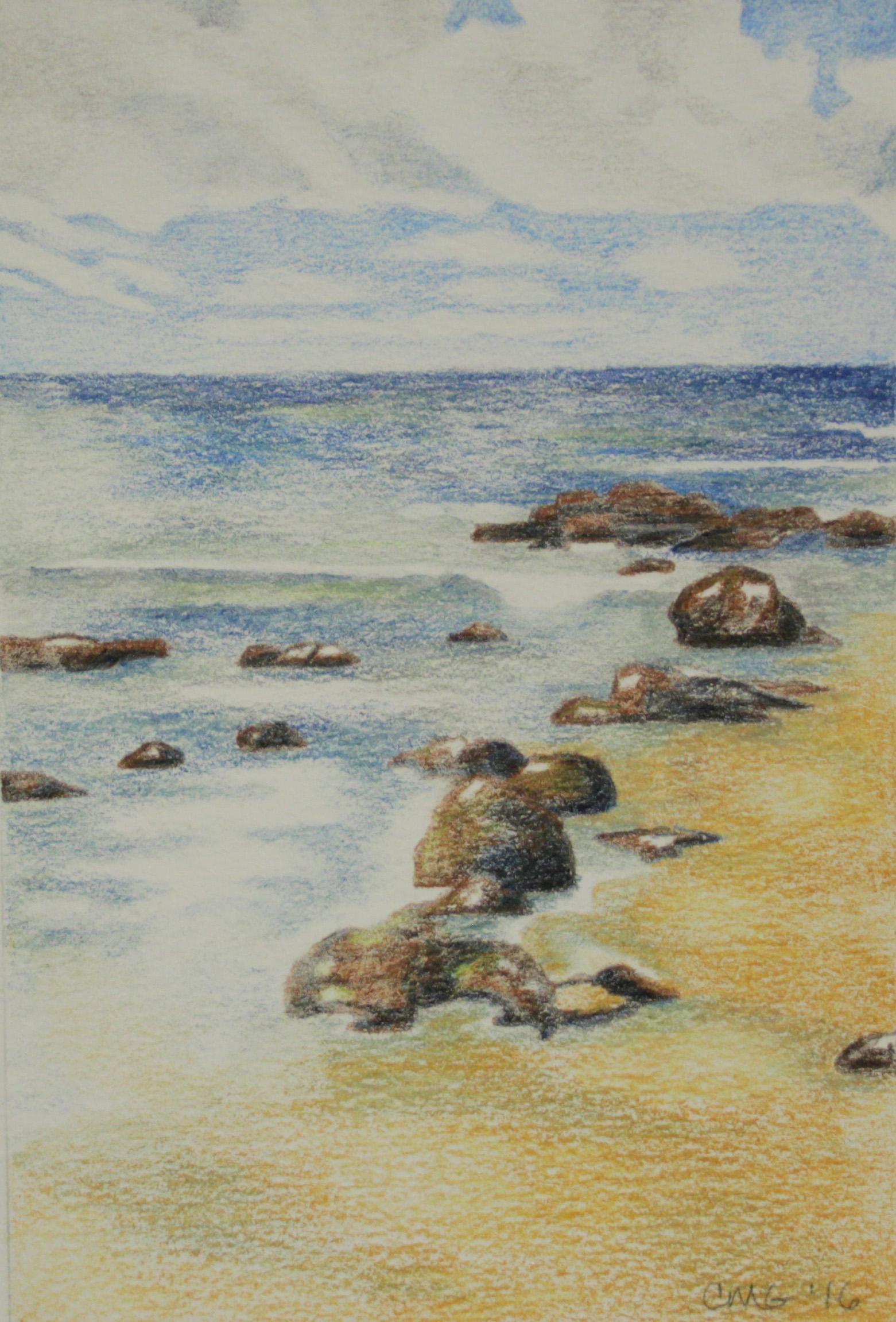 Hawaiian Sea Scape