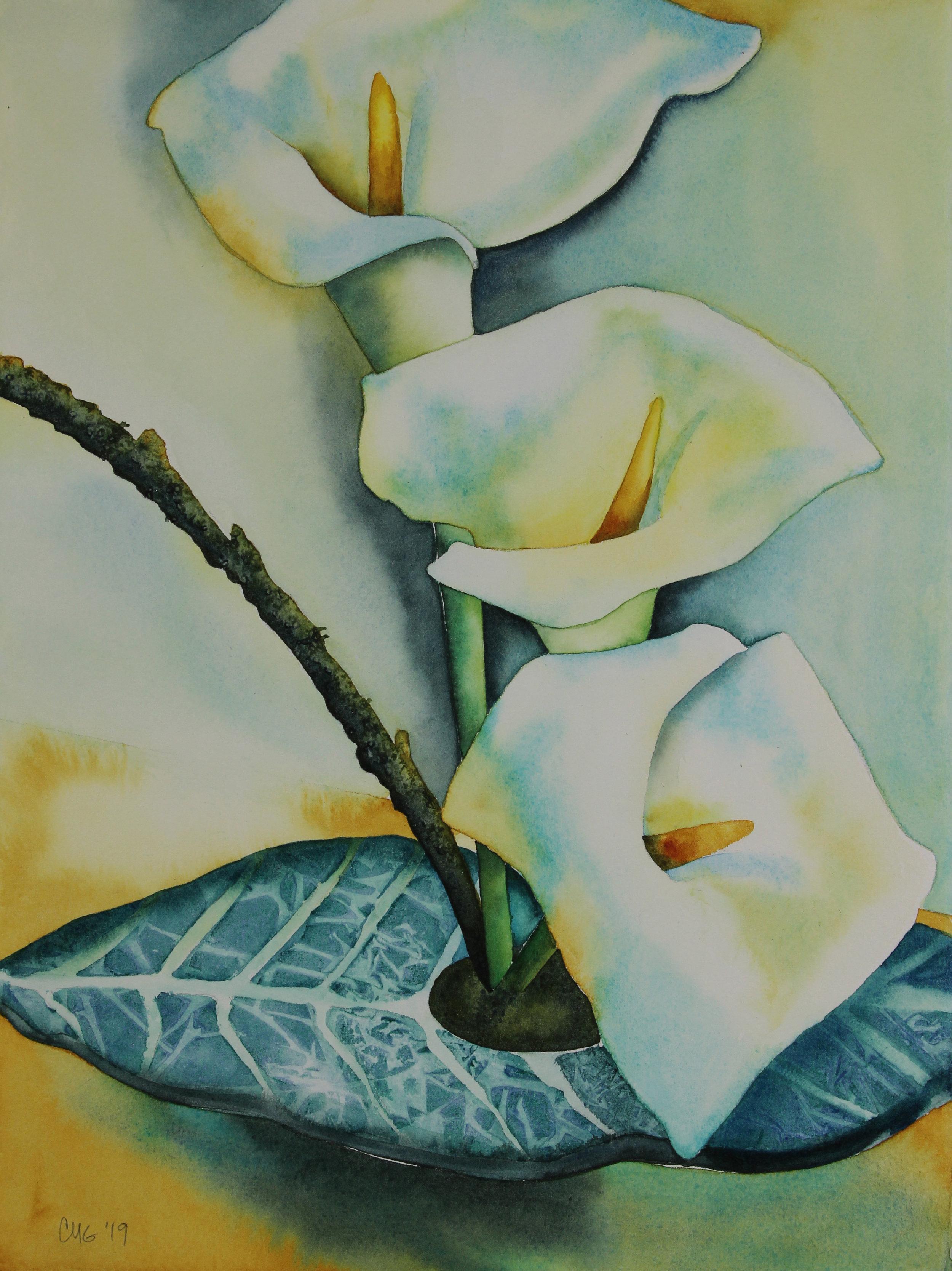 Ikebana Callas