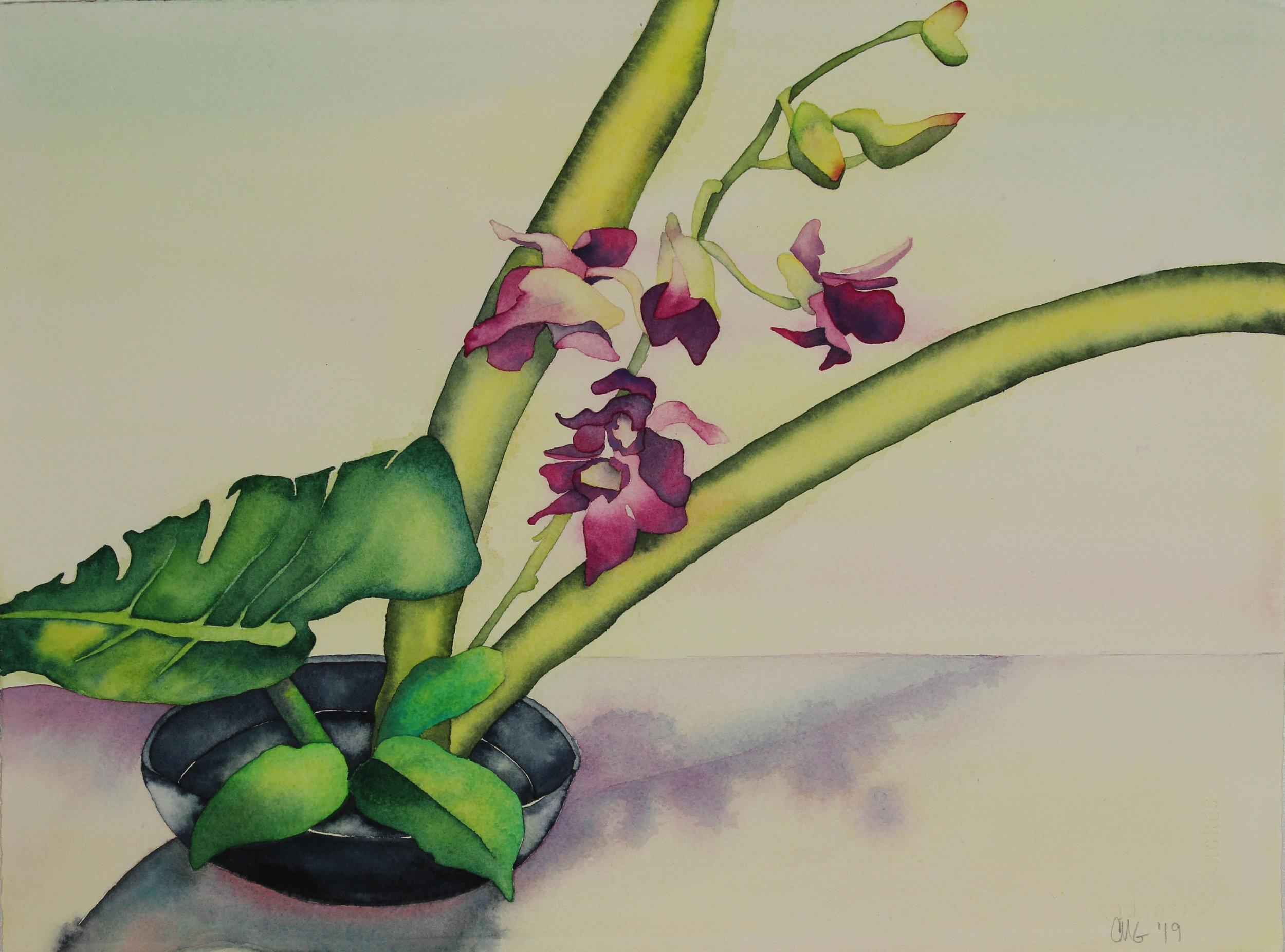 Ikebana Memories