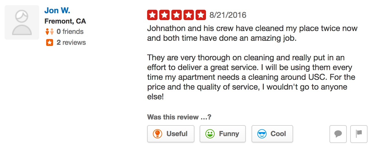 Jon W. Neatly Cleaning yelp review good enough quality.jpg