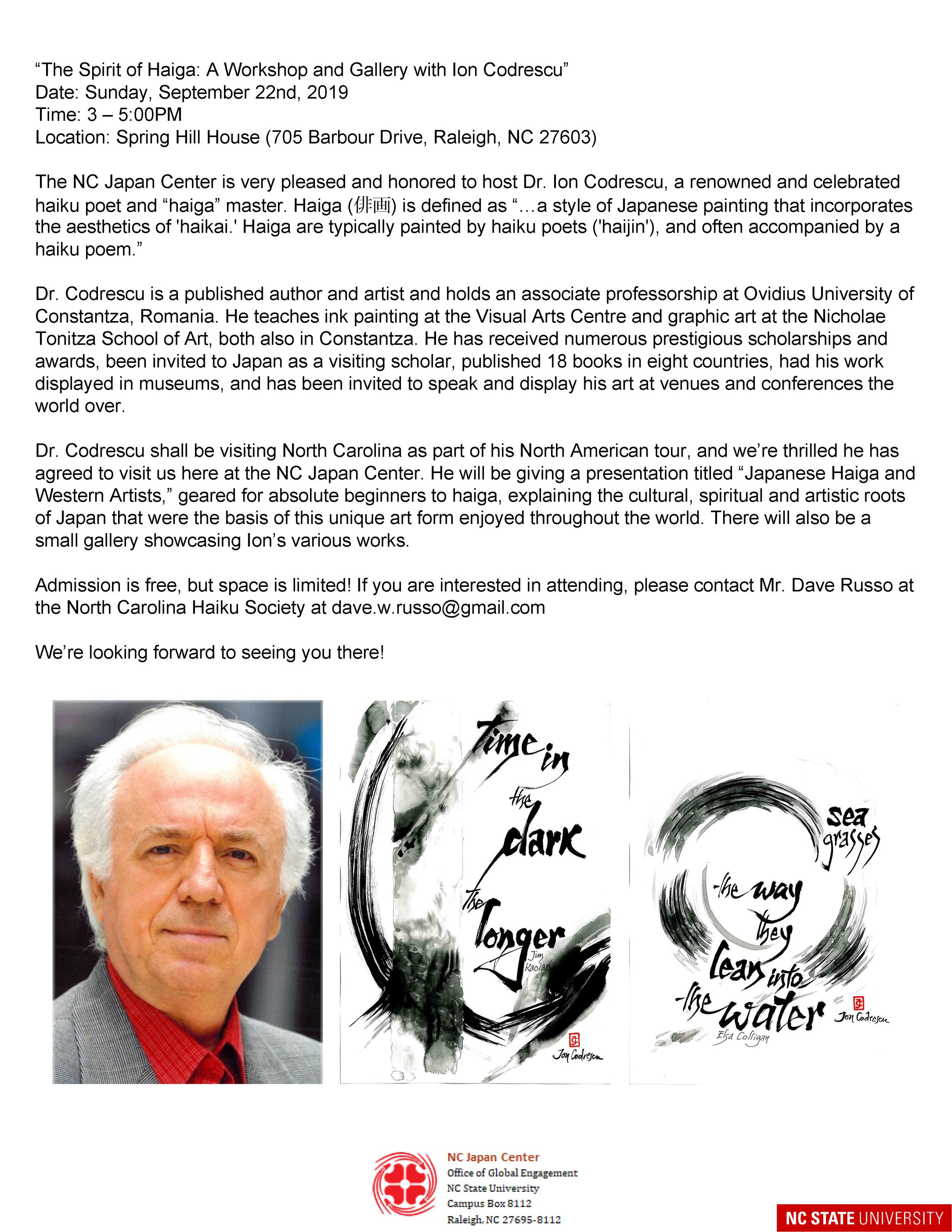 Ion Codrescu Event Flyer Sept 2019.png