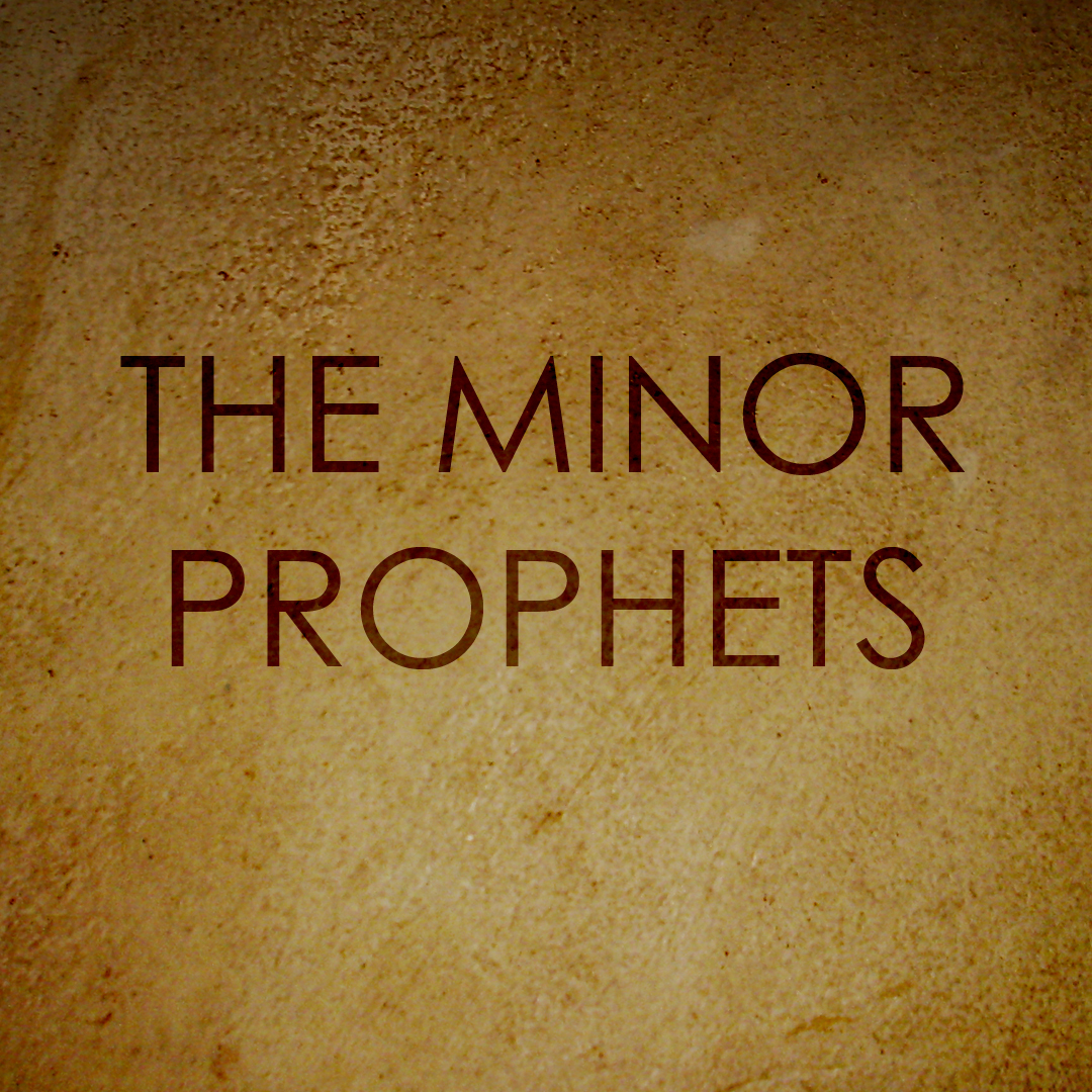 THE MINOR PROPHETS TERM 4 2018