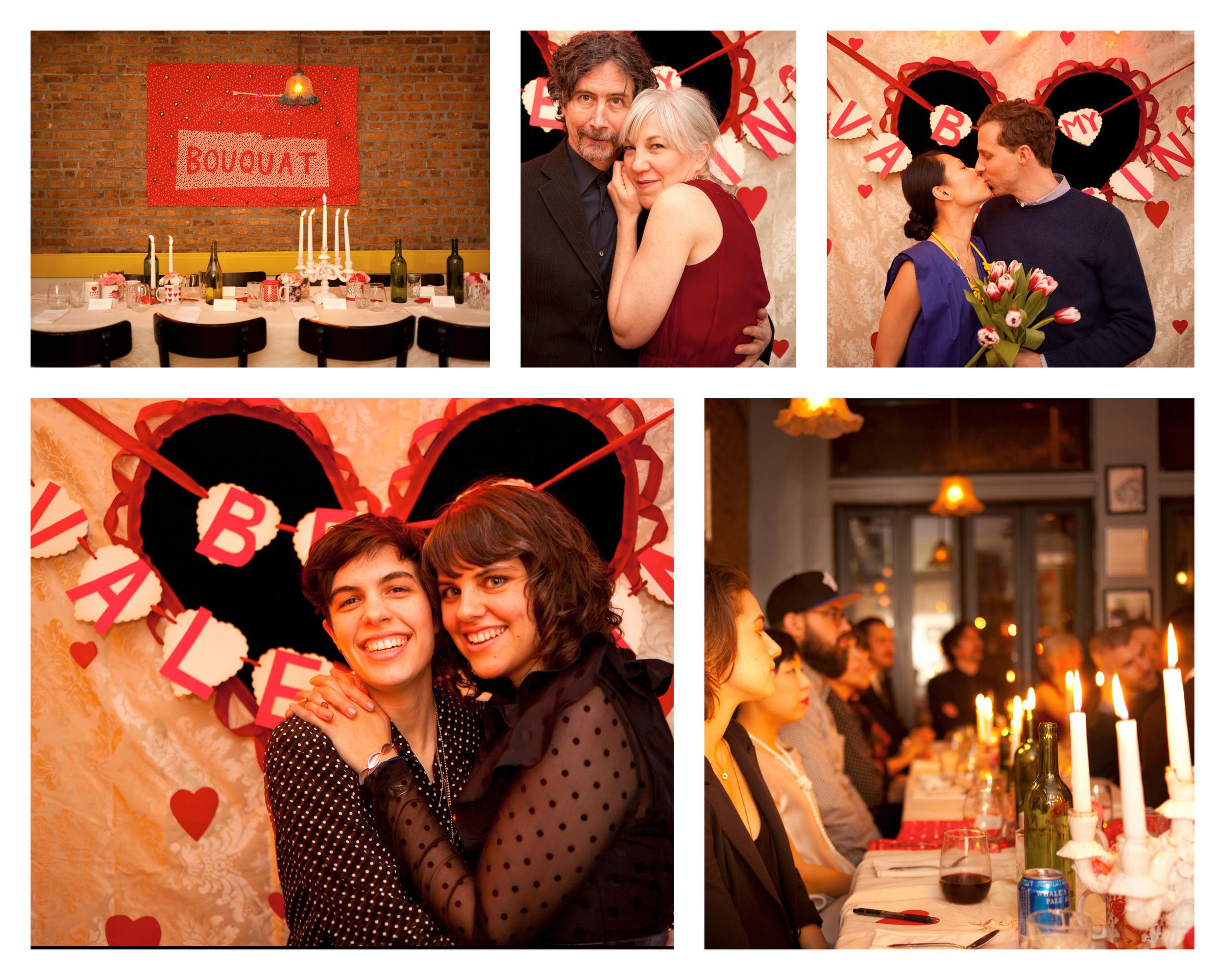 Valentine's Dinner in Williamsburg