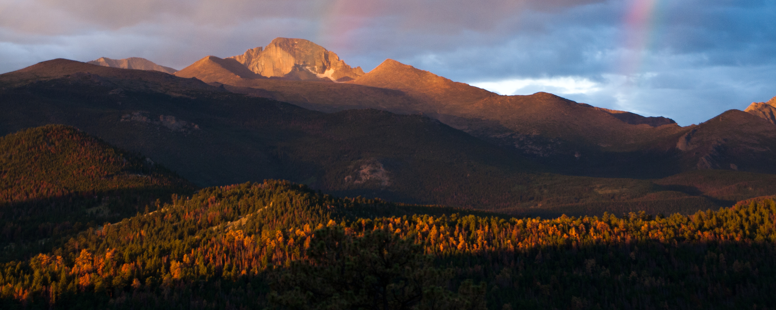Artist in Residence - In July of 2010, I had the privilege of serving as Artist-in-Residence for Rocky Mountain National Park. This two-week residency allowed me to explore the park fully, and gather the ideas and inspiration needed to compose a new piece (see below).