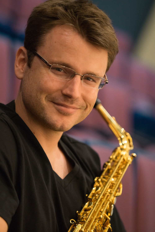 Nathan Nabb, saxophonist