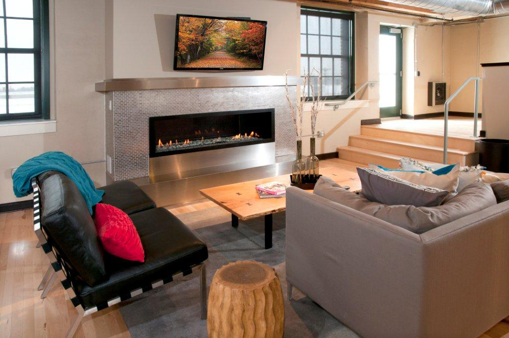 C&E Lofts Community Lounge