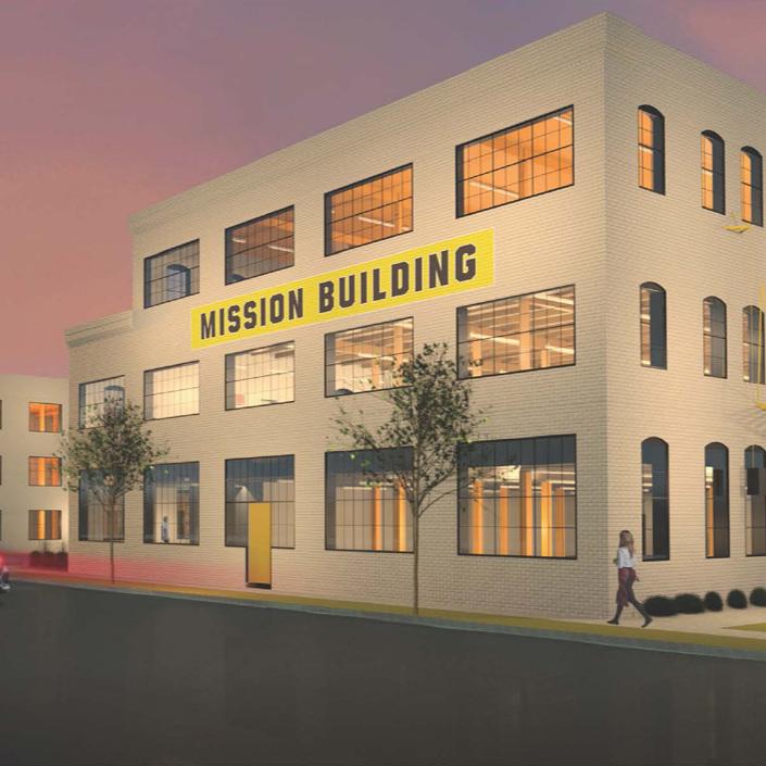 Mission Building