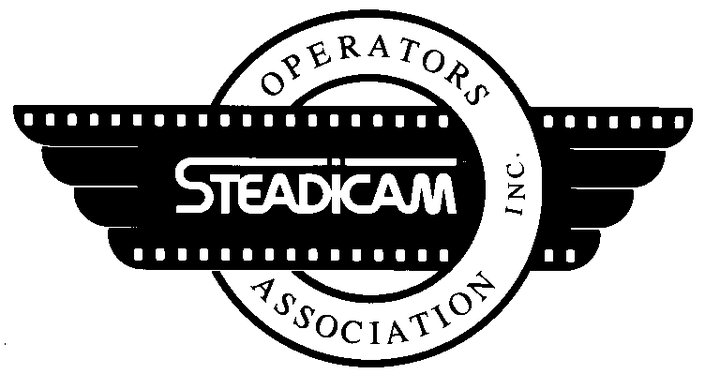 Proud Member of Steadicam Operators Association  IATSE LOCAL 600