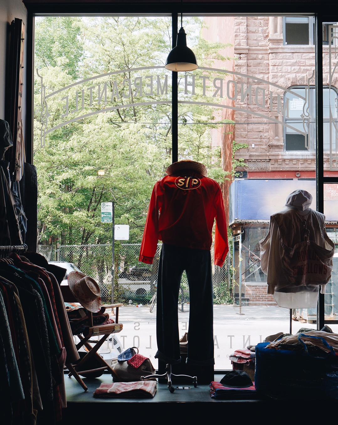 Market Supply Company. Great vintage clothing store. Super darling people.