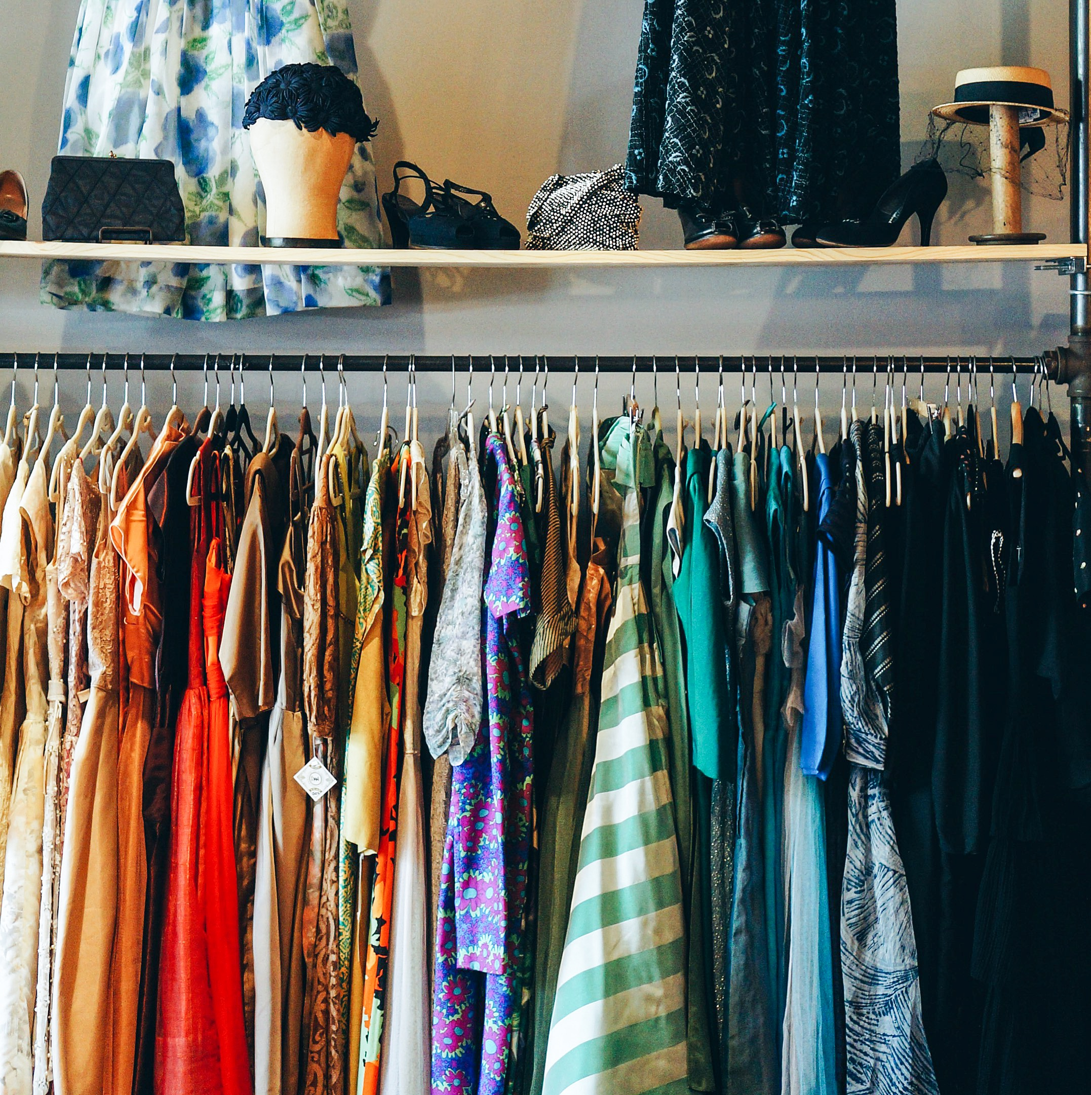 Up close (clothes) in Market Supply.