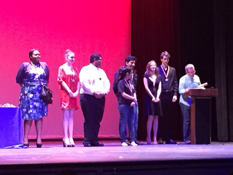 Honorable mention all star cast