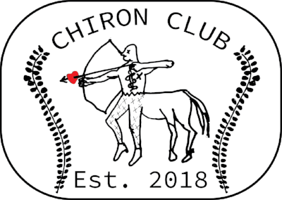 """Chiron Club is a monthly community gathering space for individuals doing healing or transformation work who identify with the """"wounded healer"""" archetype. Acting as a mutual support group, we'll name sore spots and process common complaints, including issues that arise in our client practices and working with the public. Together, we'll tackle the challenging space between our personal lives and our healing work, collectively crafting new tools and frameworks for building emotionally sustainable practices."""