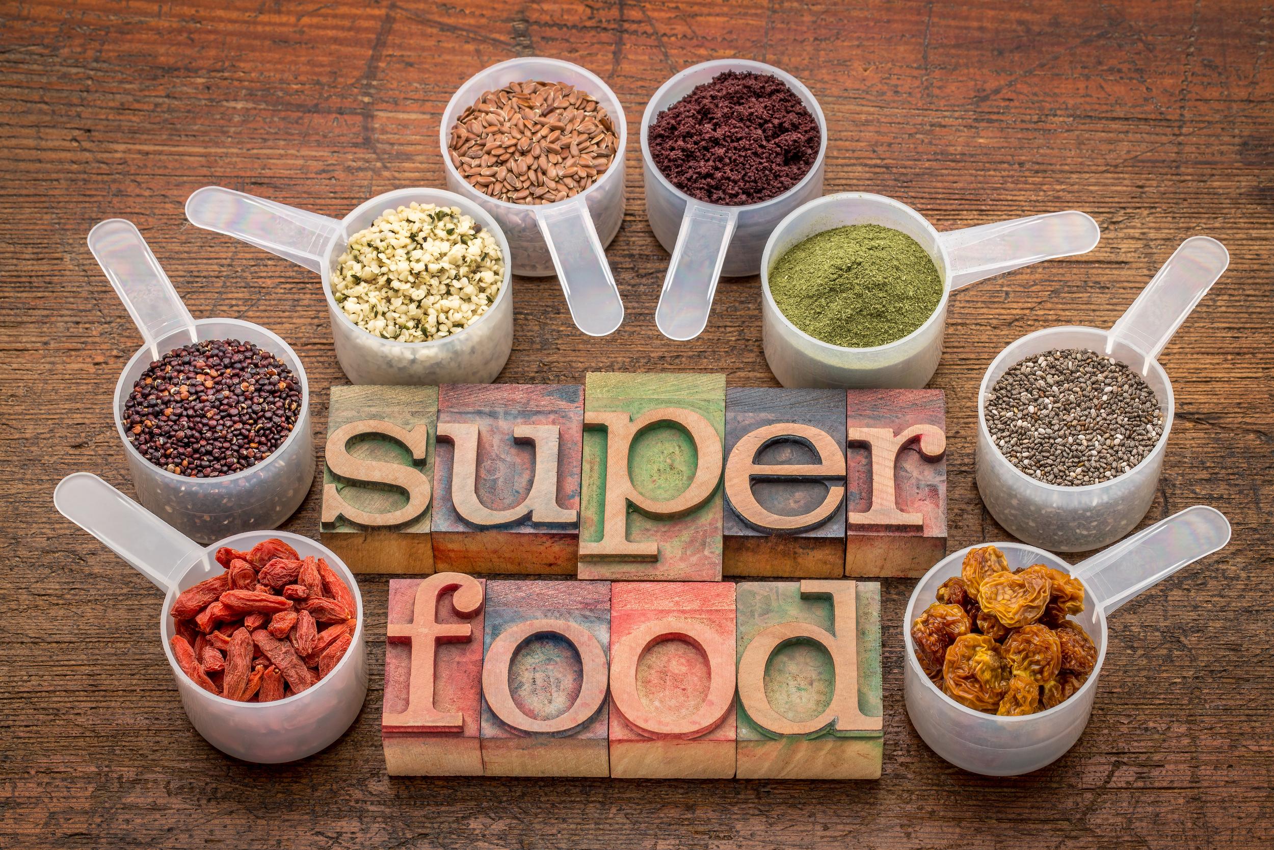 Super foods weight loss