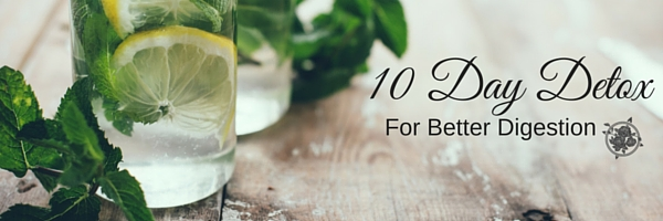 Detox For Better Digestion