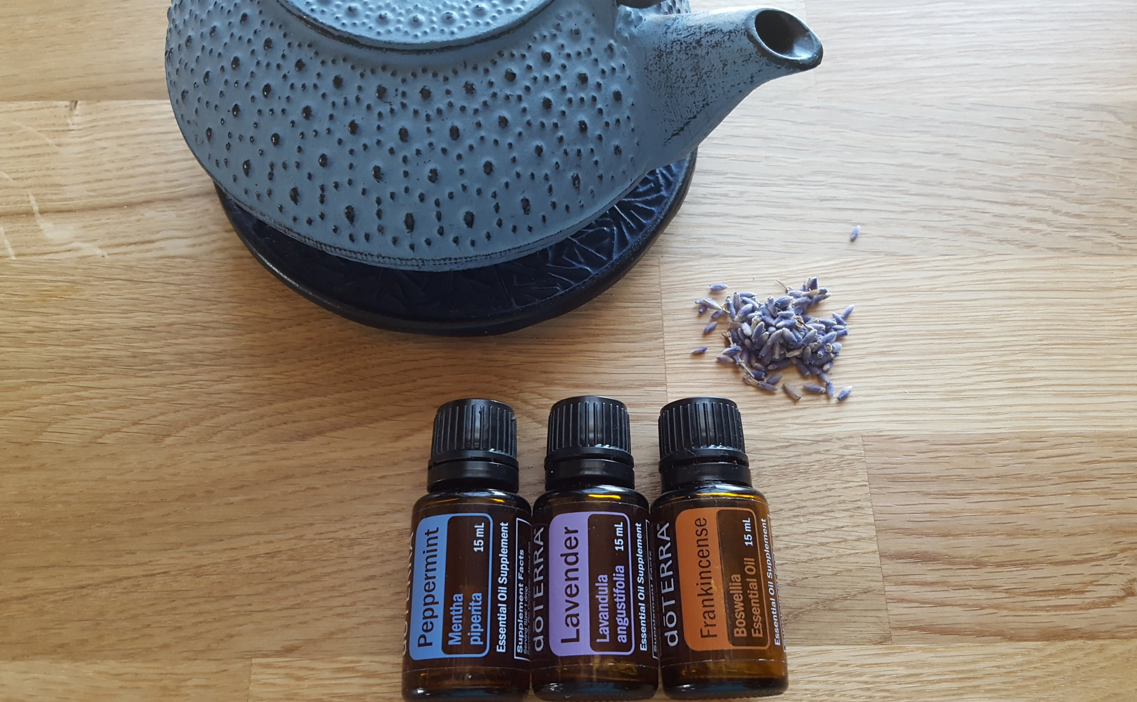 Essential Oil Headache Blend