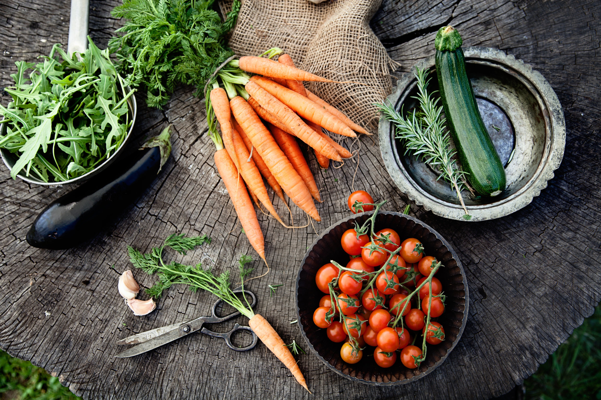 veggies healthy snacks
