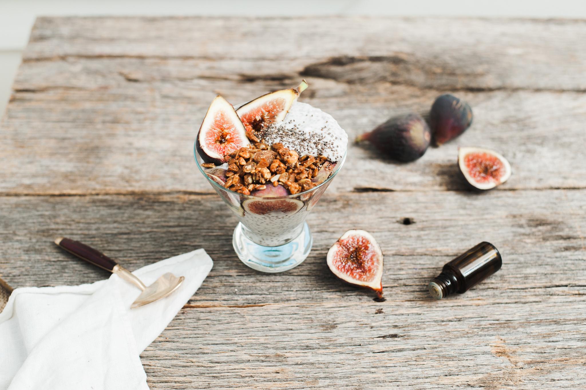 Chocolate Chia Seed Pudding Recipe