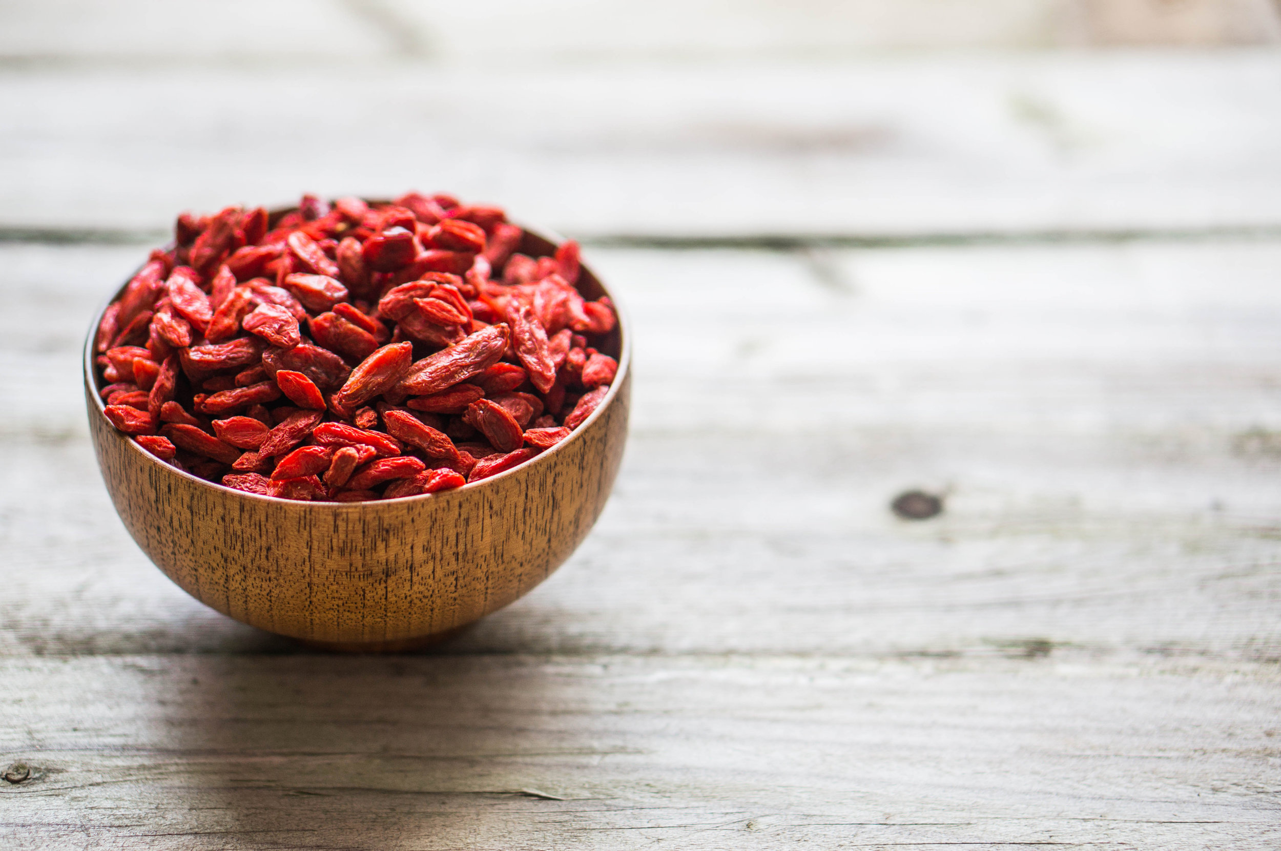 Goji Berries- The Superfood for Health