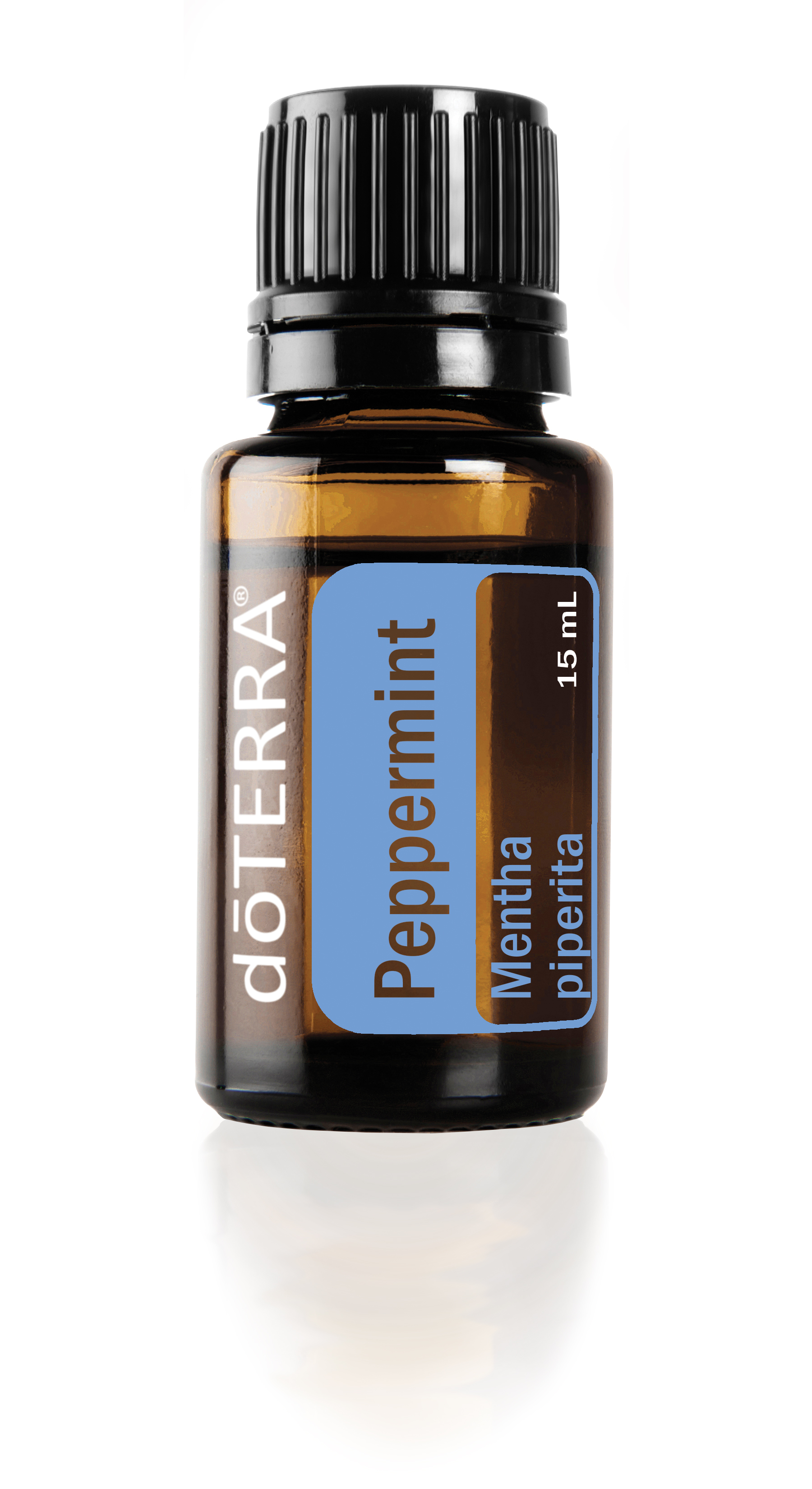 Peppermint Essential Oil - Peppermint Essential Oil is often described as Cooling, Minty and Fresh!  It helps alleviate occasional stomach upset and promotes healthy respiratory function. There are so many ways to use this oil and it smells fantastic!