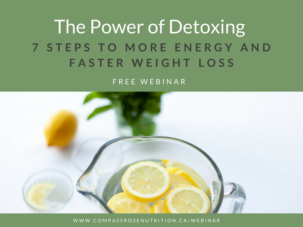 The  Power of Detoxing
