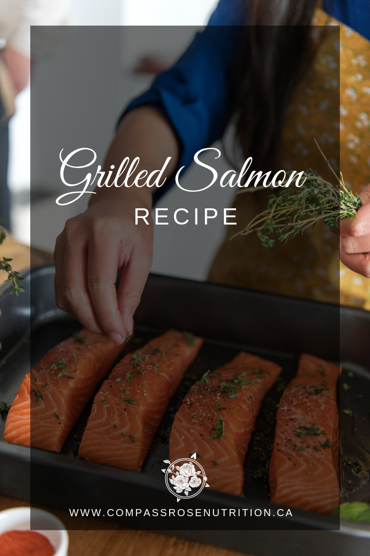 Grilled Salmon Recipe
