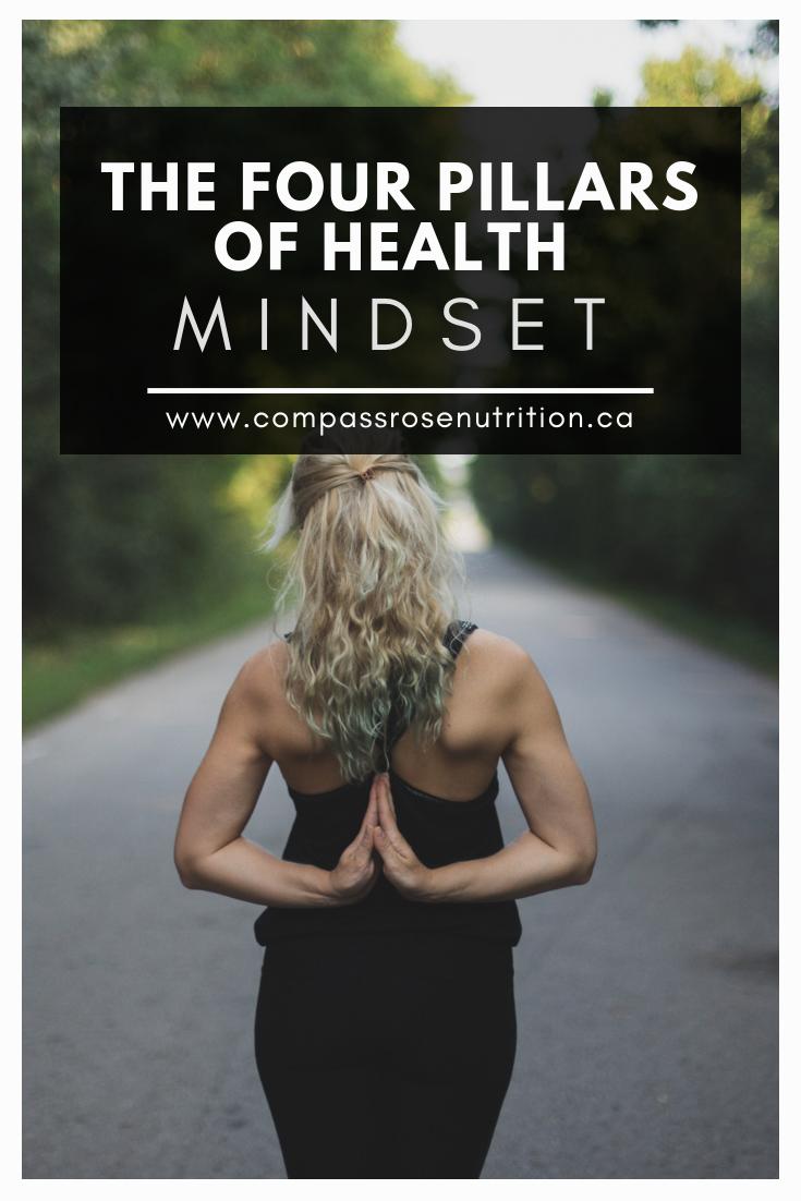 The four pillars of health - Mindset