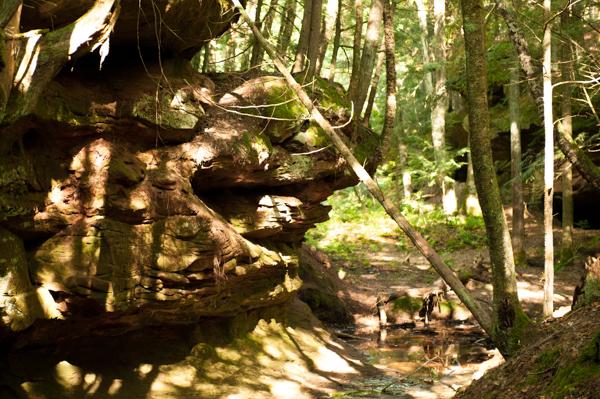 Houghton Falls
