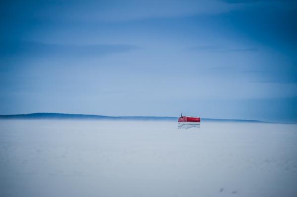 Madeline Island Ice Road
