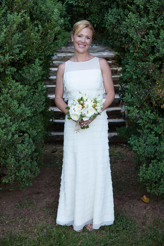 Beautiful bride at Salamander Resort - Middleburg,VA.