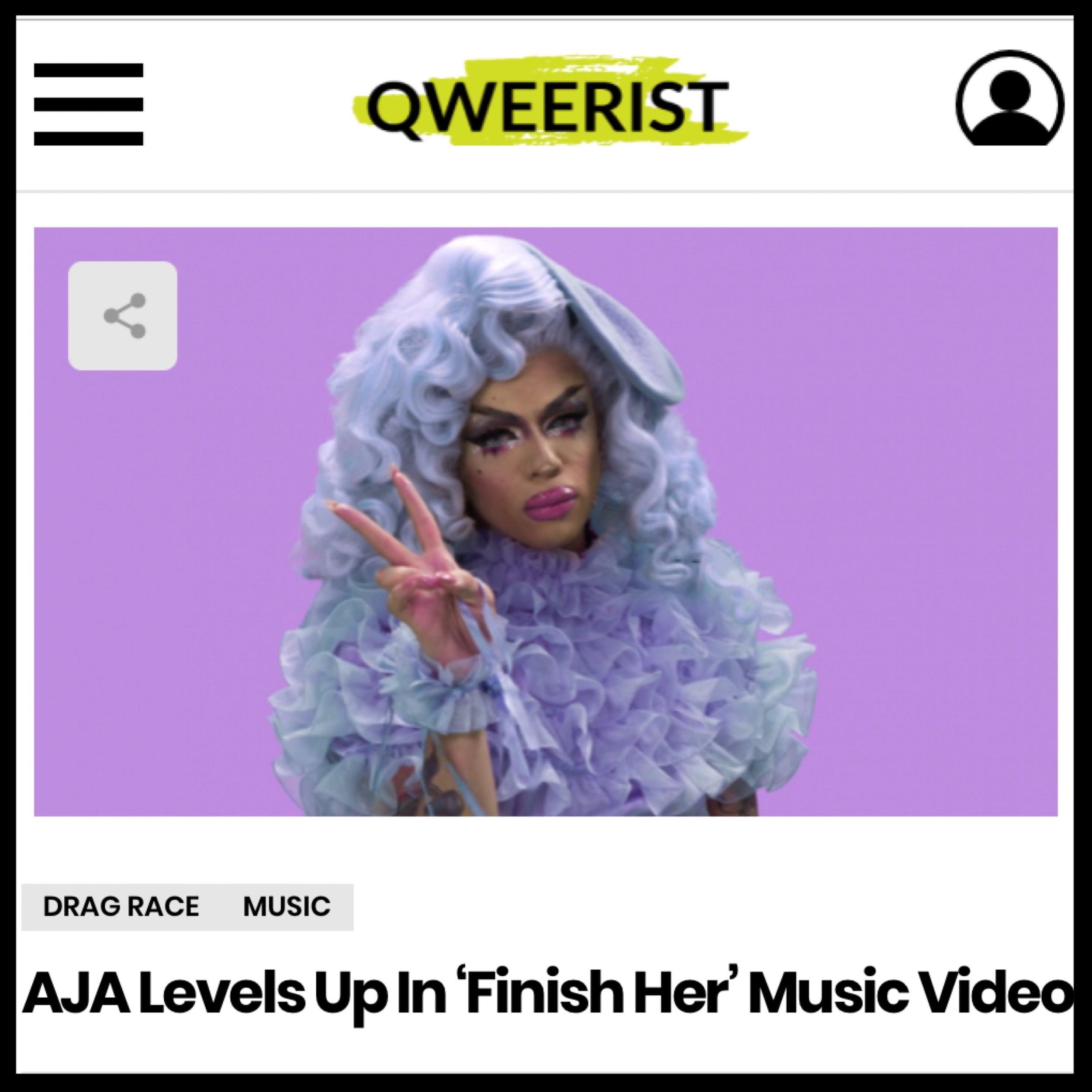 QWEEREST - AJA (FINISH HER)