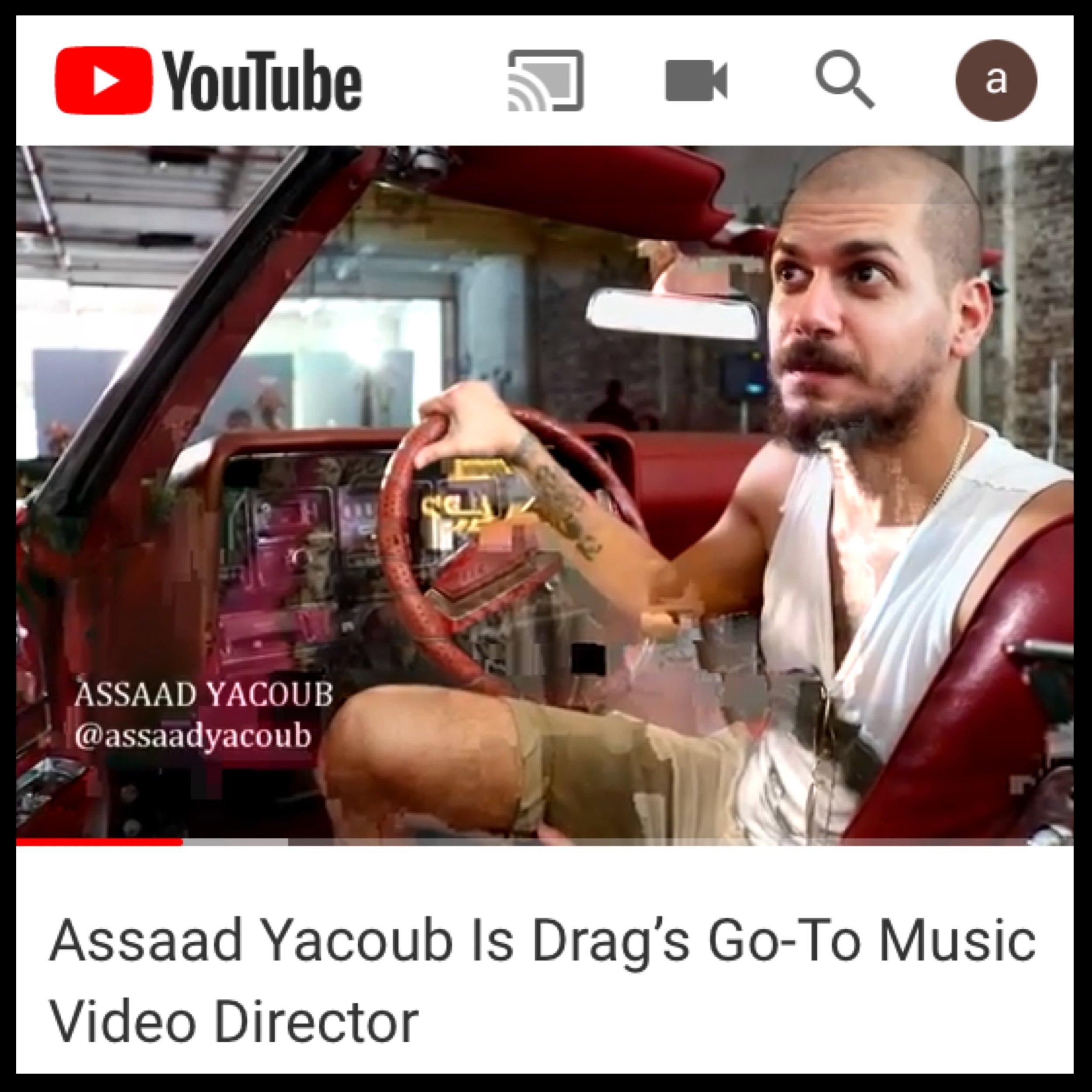HORNET - ASSAAD YACOUB