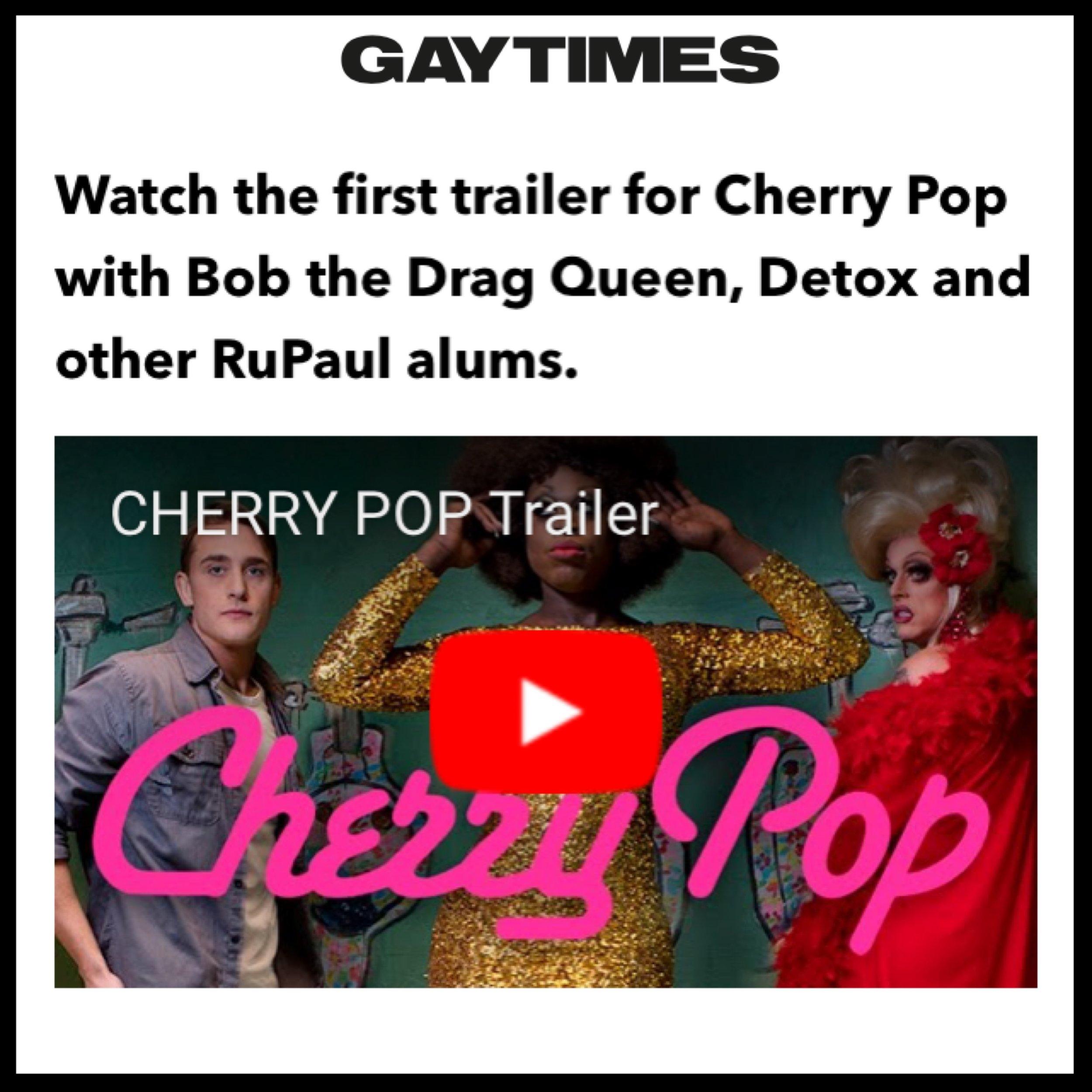 GAY TIMES MAGAZINE (2)