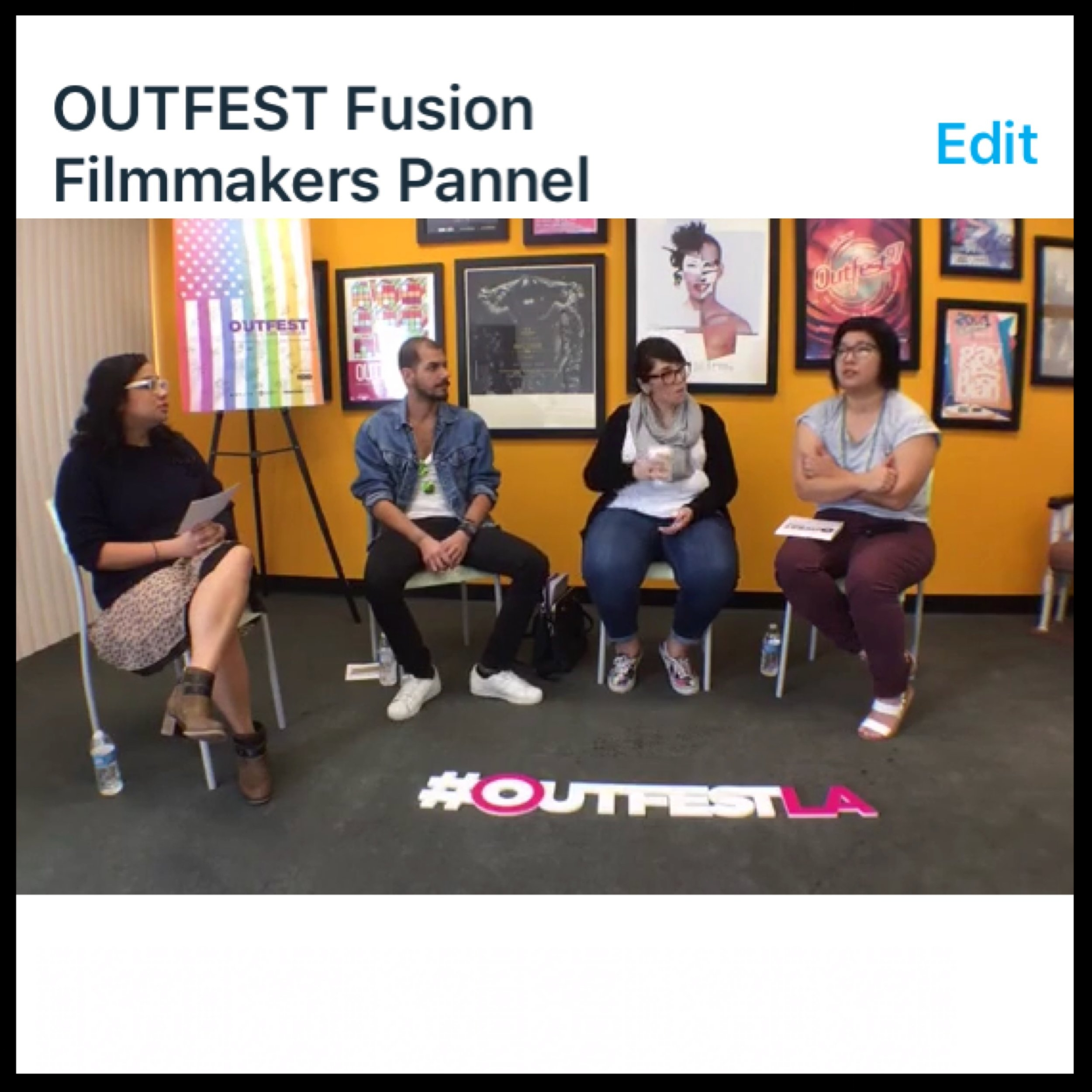 OUTFEST LIVE PANEL
